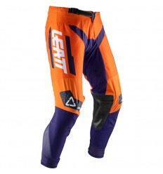 Pantalón Leatt Brace Gpx 4.5 Naranja  LB5020001430 