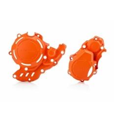 Kit Protecciónes Acerbis X-POWER 250/350 4T 16 Naranja |0023469.011.016|