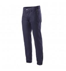Pantalón Alpinestars Tejano Copper V2 Denim - Regular Fit Rinse Azul |3328520-7202|