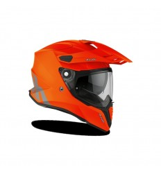 Casco Airoh Commander Color Orange Fluor Mate  PAI10A13111AR4C 
