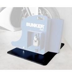 Antirrobo Parking Artago Extra Base Bunker y tornillos especiales Ref BB75X50