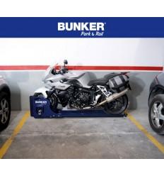 Antirrobo Bunker Moto Park & Roll BPR68M (cierre derecha, right)