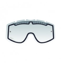 Recambio Cristal / Lente Doble Pro-Grip Máscara Transparente/Sensitivo|CA3235|