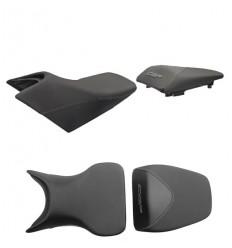 Asiento Calefactable Cbf 600/1000 Negro-Gris, Costura Gris |SHH0C111CH|