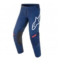 Pantalón Alpinestars Techstar Venom Azul Brillo  3720021-7322 