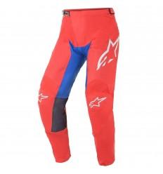 Pantalón Alpinestars Racer Supermatic Rojo Azul |3721521-3172|