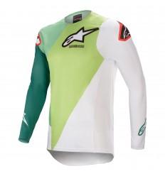 Camiseta Alpinestars Supertech Blaze Verde |3760421-664|