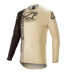 Camiseta Alpinestars Supertech Foster Arena Negro |3760721-891|
