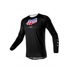 Camiseta Fox Airline Pilr Negro |24859-001|