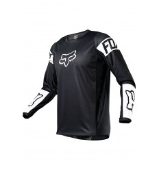 Camiseta Fox 180 Revn Negro Blanco |25762-018|