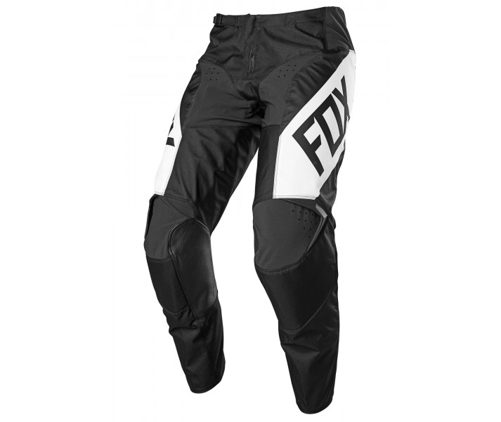 Pantalón Fox 180 Revn Negro Blanco |25763-018|
