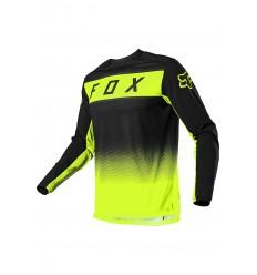 Camiseta Fox Legion Amarillo Fluor |25774-130|