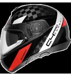 Casco Schuberth C4 Pro Carbon Avio Rojo Brillo |A4548323360|