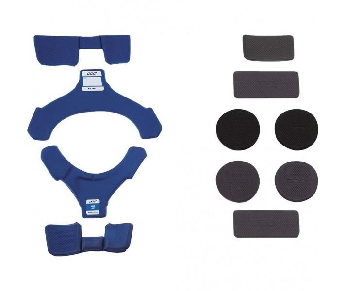 Set Almohadillas Interiores Derecha Pod Para K8 Azul |KP481-003-OS|