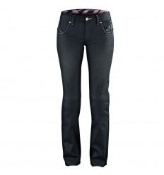 Pantalon Tejano Mujer Ixon Britney Jeans Negro