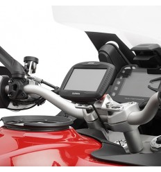 Soporte dispositivo GPS garmin zumo VAR F/S901A-S902A P/SKIT