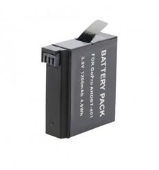 Bateria Larga Duracion Hero 4 1600MAH