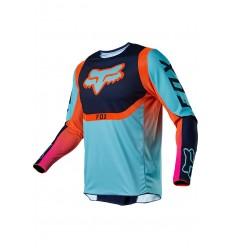 Camiseta Fox 360 Voke Aqua |25754-246|