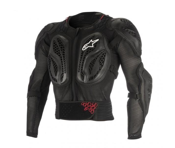 Peto Infantil Alpinestars Youth Bionic Action Jacket Negro Rojo |6546818-13|