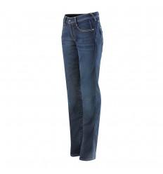 Pantalón Tejano Mujer Stella Angeles Denim Pants Mid Tone Azul |3338020-7201|