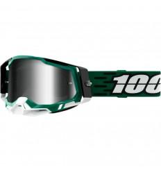 Máscara 100% RC2 Milori Verde Plata  26012910 