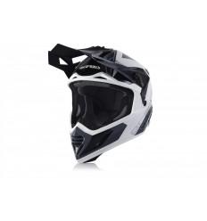 Casco Acerbis Capacete X-Tracl VTR Blanco Negro  0023901.400 
