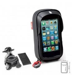 Portadispositivos Givi Sphone GPS Manillar (IN 189x97) |S958B|