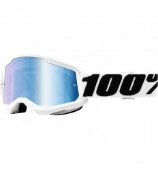 Máscara 100% Strata 2 Everest Blanco  26012937 