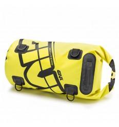 Bolsa Sillin Givi L/Easy Bag 30 Lts Negro/Amarillo Neón |EA114FL|