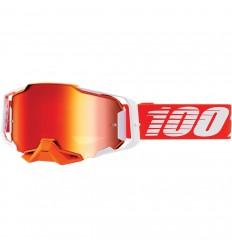 Máscara 100% Armega Regal Mirror Rojo  26012880 