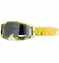 Máscara 100% Armega Feelgood Amarillo Transparente  26013030 