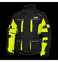 Chaqueta Textil Ixs 1.0 St Kids Jacket Negro Neon Amarillo |60202106|