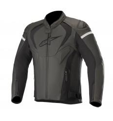 Chaqueta Alpinestars Jaws V3 Leather Negro Negro |3101019-1100|