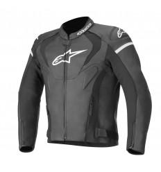 Chaqueta Alpinestars Jaws V3 Leather Negro  3101019-10 