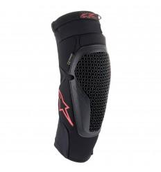 Rodillera Alpinestars Bionic Flex Negro Rojo |6505121-13|